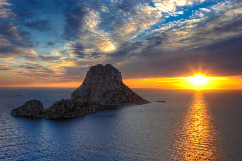 Es Vedra Ibiza Sunset