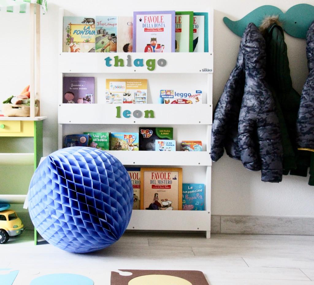 Camerette per bambini e arredamento montessori non solo ikea - Appendiabiti bambini ikea ...