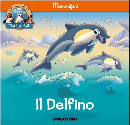 cover 1° numero Gli animali di Mare e Poli_De Agostini_Publishing
