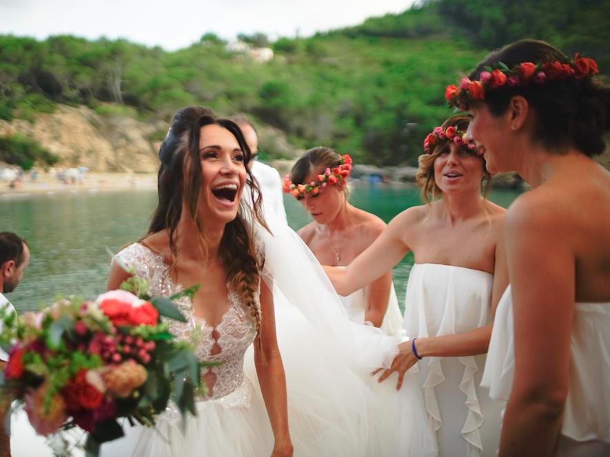 Matrimonio Spiaggia Formentera : Yummy mom di una mamma che vive a ibiza