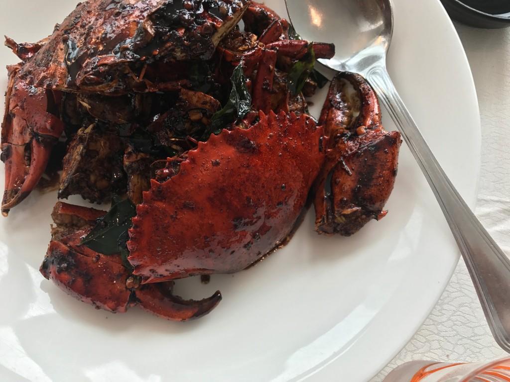 Singapore cosa vedere mangiare
