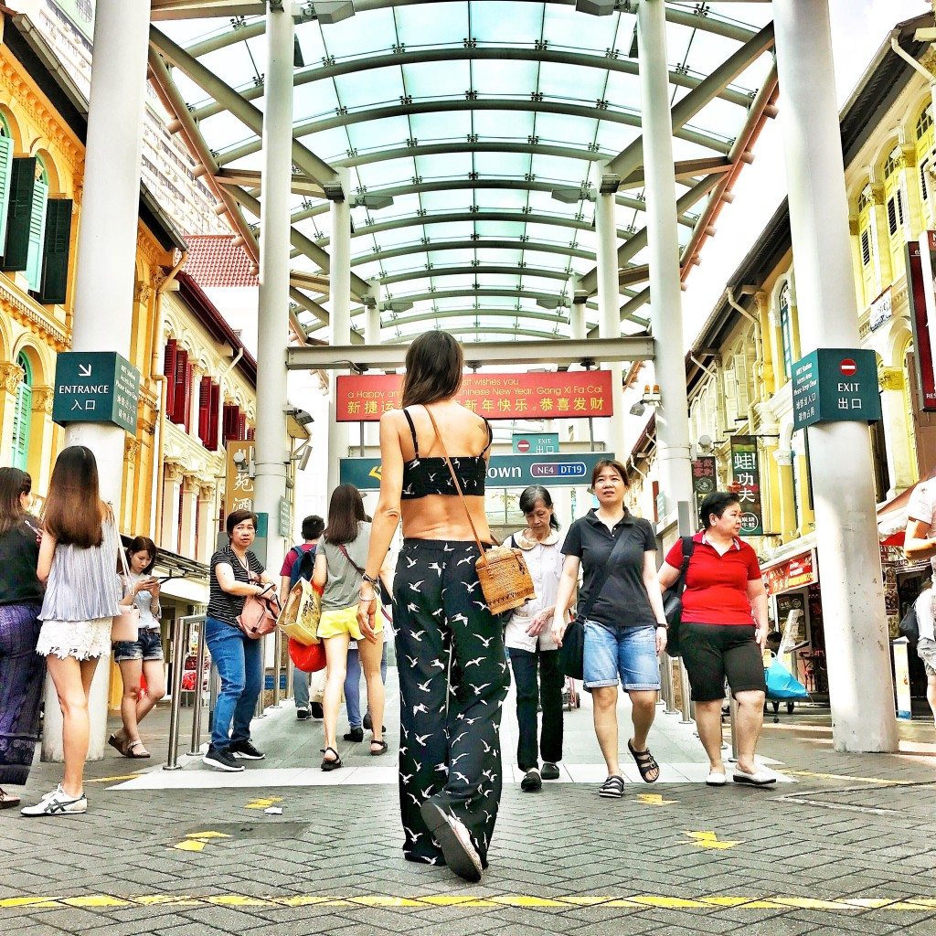 singapore cosa vedere china town