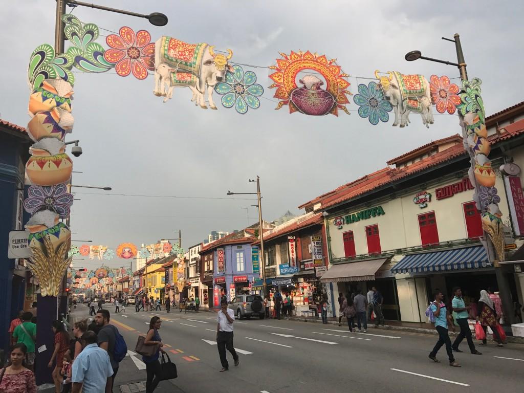 singapore cosa vedere little india