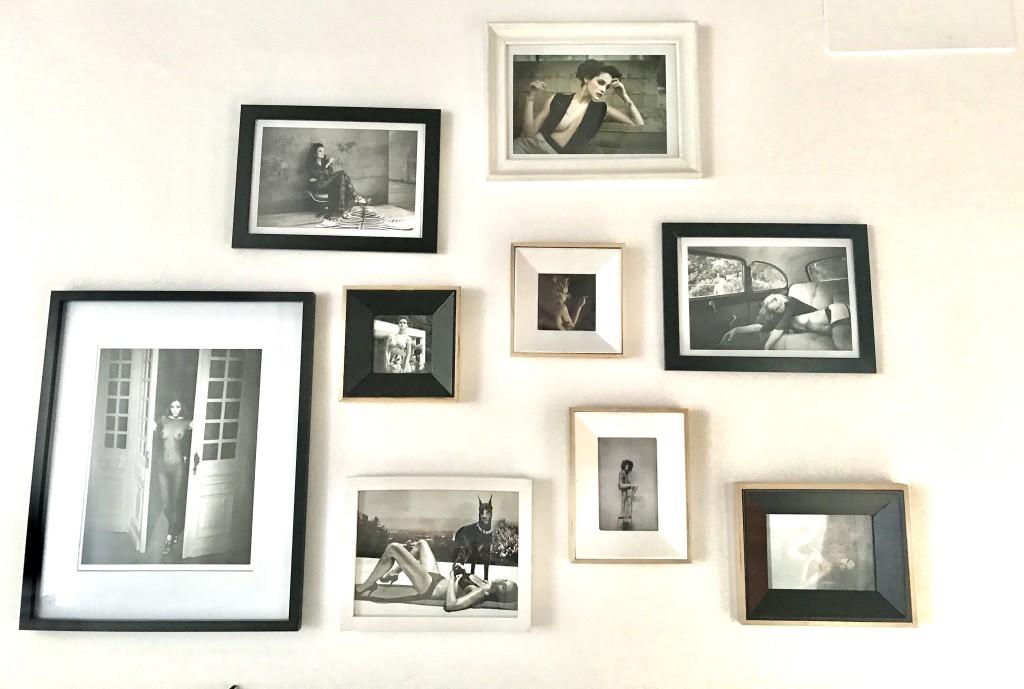 Come decorare e arredare con le foto una parete di casa for Arredare una parete