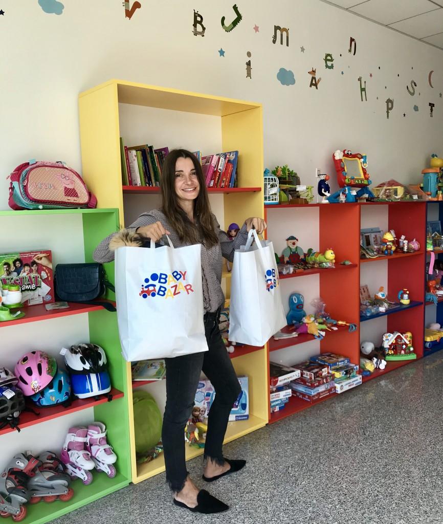 Dare una nuova vita all 39 usato bimbo baby bazar scorz for Babybazar scorze
