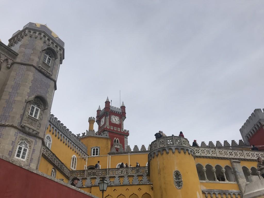 Palacio-de-Pena